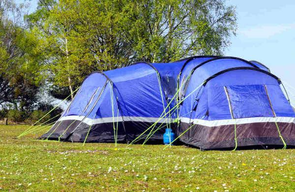 Group Large Berth Tents